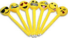 "PlushMoji PenMoji™ - 7.5"" Plush Emoji Pens - 7 Styles to choose from!"