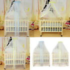 New Summer Baby Bed Mosquito Mesh Dome Curtain Net for Toddler Crib Cot Canopy image