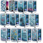 Liquid Floating Shiny Bling Glitter Sparkle Star Hard Case For Samsung Galaxy