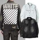 Vintage Bigbang GD Off White C/O Virgil Abloh 13 Jeans Blouse Jacket Coat Shirt