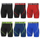 New Men Sports Apparel Skin Tights Compression Base Under Layer Shorts Pants