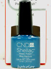 CND Shellac GelColor Nail Polish /Base /Top /Brand New Gel Color #1 - Choose Any