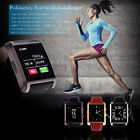 Bluetooth V4.0 Smart Watch WristWatch Camera For Android Samsung iphone HTC Sony