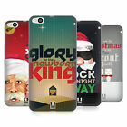 HEAD CASE DESIGNS CHRISTMAS CAROLS SOFT GEL CASE FOR HTC ONE X9