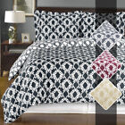Sierra 100% Washed Cotton Duvet Cover 2-3 Piece Reversible Ultra Soft Smooth Set image