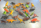 "5 NEW LARGE ASSORTED TOY DINOSAURS 6"" DINOSAUR FIGURES DINO ANIMAL KIDS PLAYSET"