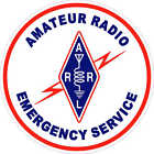Amateur Radio Emergency Service ARES Decal / Sticker