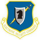 US Air Force USAFElectronic Security Command Decal / Sticker