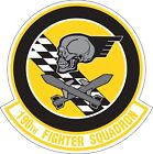 US Air Force USAF190th Fighter Squadron Decal / Sticker