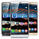 """5.0"""" Unlocked Mobile Phone Quad Core 3G GSM Dual SIM Android 6.0 Smartphone GPS"""