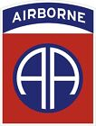 U.S. Army 82nd Airborne Division Decal / Sticker