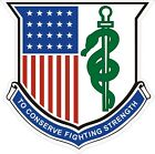 U.S. Army Medical Corps Decal / Sticker