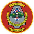 USMC Marine Corps 1st Light Armored Recon Regiment Decal / Sticker