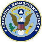 Emergency Management Agency EMA Decals / Stickers