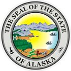 Alaska State Seal Decals / Stickers