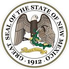 New Mexico State Seal Decals / Stickers