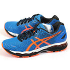 Asics Gel-Nimbus 18 Electric Blue/Hot Orange/Black Expert Running T600N-3930