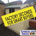 Apex Garden Shed Tanalised Cheap Garden sheds Hut Store Wooden Shed