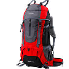 Waterproof Rucksacks Hiking Backpacks Day Packs Outdoors Camping 60L Capacity