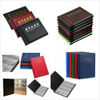 Hot 60/120 Holders Collecting Money Coin Album Book Storage Collection Penny EWK