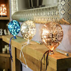 JOE DAVIES INDOOR HOME WEDDING PARTY BATTERY MERCURY GLASS BALLOON LED LIGHT