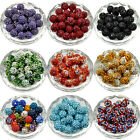 10mm Czech Crystal Rhinestone Pave Clay Round Disco Ball Spacer Beads Wholesale