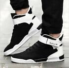 Men's High Top Sneakers Leisure Casual Lace Up Stylish Men Ankle Boots Shoes New
