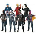 Superhero Costume Adult Marvel Halloween Fancy Dress