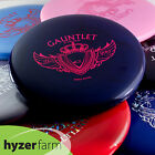 Latitude 64 GOLD GAUNTLET *pick your weight & color* disc golf putter Hyzer Farm