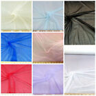 Discount Fabric Choose Your Color nylon Tricot 15 denier Lustre Sheer TR
