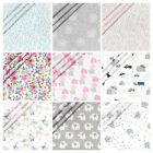 SALE 100% COTTON FABRIC Clearance, Metres & 1/2m from £2 UK SELLER *SALE*