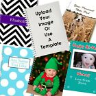 Personalised A5 Notebook Notepads/Journal/Christmas/Birthday/Wedding Beanprint