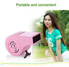 Mini Portable USB Rechargeable Hand held Air Conditioner Bladeless Cooling Fan