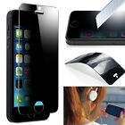 Anti Spy Privacy Temper Tempered Glass Screen Protector for iPhone 6 7 Samsung