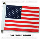 AMERICAN MOTORCYCLE FLAG | USA MOTORCYCLE FLAG | 6X9 or 10X15