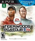 NEW Tiger Woods PGA Tour 14 (Sony PlayStation 3,  2013) FREE SHIPPING