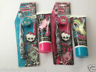 Monster High Toothbrush & Cap with Toothpaste & Keyring
