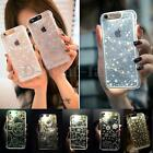 For iPhone 6/6s Incoming Call LED Flash Light UP Remind Clear Skin Cover Case