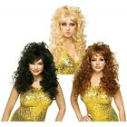80s Wig Adult for Womens Pop Star or 70s Disco Diva Costume