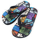 Star Wars Multi-Color Comfortable Synthetic Junior Beach Slippers $18.79 CAD