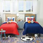Girls and Teens Twin  and Full Size Basic Raspberry Comforter Set