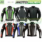RST R-16 1068 Full Grain Leather Motorcycle Motorbike Jacket   All Colours