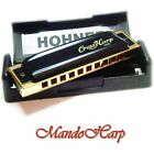 Hohner Harmonica - 565/20 Cross Harp MS (SELECT KEY) NEW