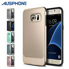 Hybrid Shockproof Tough Hard Case Cover For Samsung Galaxy S6 S7 Edge S8 Plus