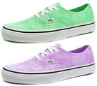 Vans Authentic Unisex Junior Trainers/Plimsolls ALL SIZES AND COLOURS