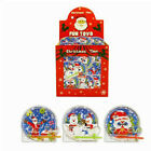Mini Christmas Pinball Game Fun Stocking Party Bag Filler