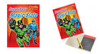 Superhero Super Hero Magic Slate Stocking Filler/Party Bag Toy Gift Boy or Girl
