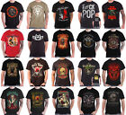 Five Finger Death Punch T Shirt official band logo got your six Warhead mens
