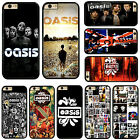 Oasis Rock Band Plastic Hard Phone Case Cover Fits For iPhone iPod Touch