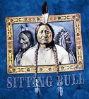 """SITTING BULL"" MOUNTAIN NATIVE AMERICAN T-SHIRT"